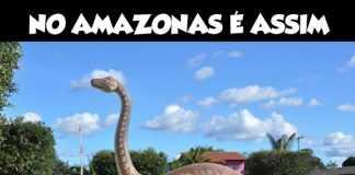 Praça do Dinossauro