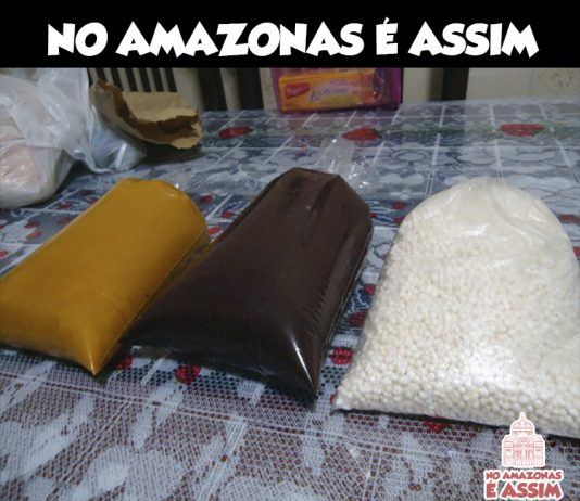 Kit de Sobrevivência Amazonense