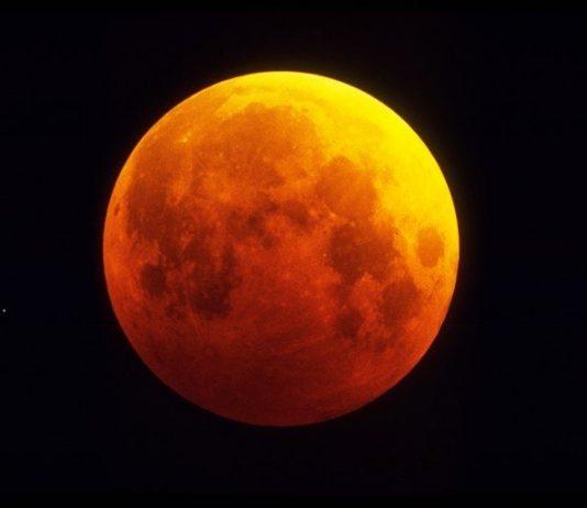 Fenômeno da Lua Vermelha