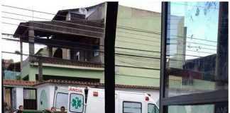 Sinuca passa mal, no bairro da Chapada, e logo foi atendida.