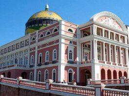 Teatro Amazonas (Opera House)