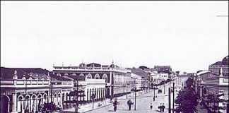 Manaus antiga - Manaus antiga, 1900 O Centro Histórico possui edificações do início do século