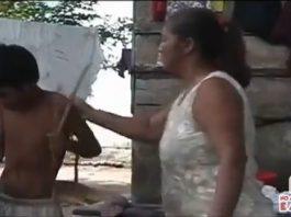 LENDA DA MÃE D'ÁGUA - ESPANTA CÃO AO MEIO DIA