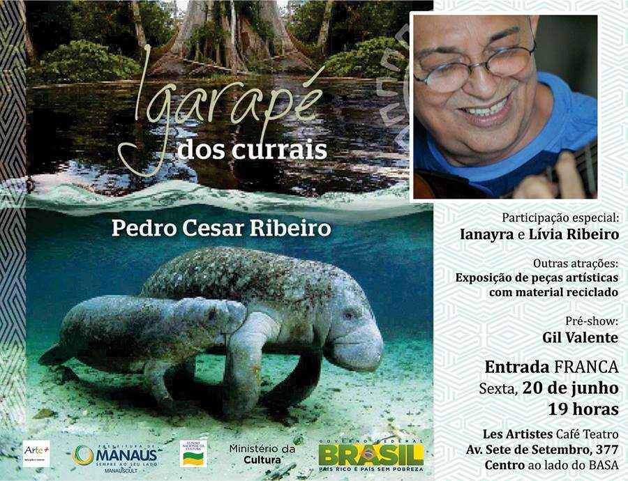 Show Igarapé dos Currais - Pedro Cesar Ribeiro