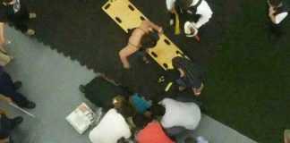 Criança de 5 anos cai do 3º andar do Shopping Ponta Negra