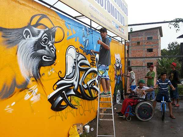 BMC Tintas Suvinil 2013 grafite manaus (13)