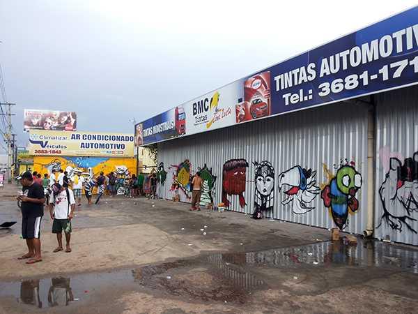 BMC Tintas Suvinil 2013 grafite manaus (15)