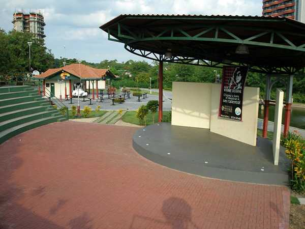 Parque Ponte dos Bilhares