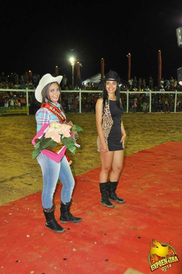 ExpoEnvira Rainha do Rodeio 2014