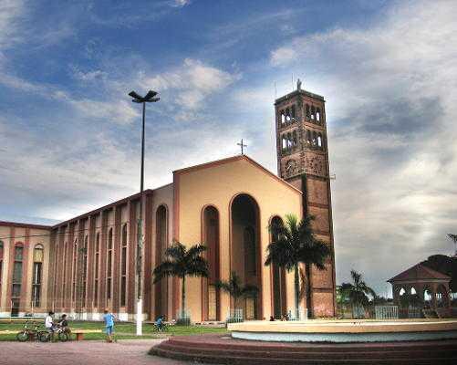 Catedral Nossa Senhora do Carmo- Parintins
