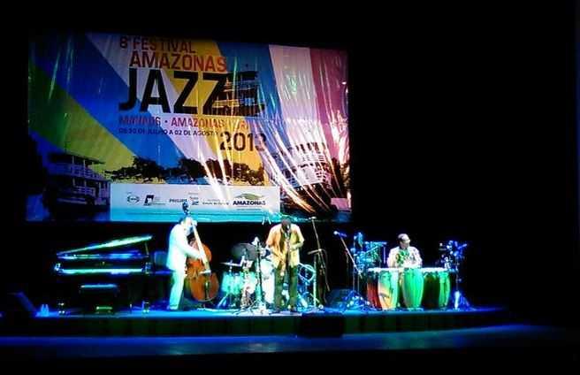 Bennie Maupin, saxofonista americanoBennie Maupin, saxofonista americano Foto: Evandro Seixas