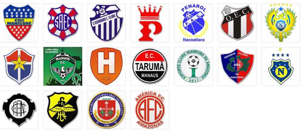 Times de Futebol Amazonense