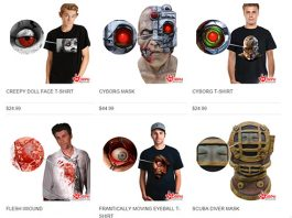 Camiseta Interativa Animada Digital Dudz
