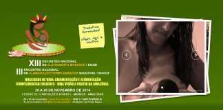 Encontrão de mães incentiva a amamentação no Amazonas