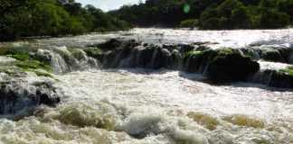 Cachoeira do Monte Cristo em Apuí Foto: Izac Theobald