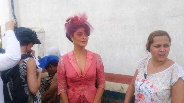 Juliana Paes sofre acidente e quase morre em Itacoatiara-AM