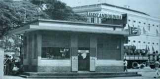 Pavilhão São Jorge ou Café do Pina, 1976