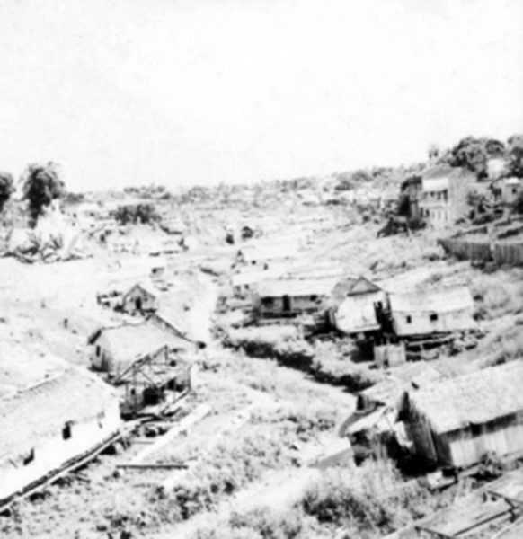 A História de Manaus e de seus Igarapés