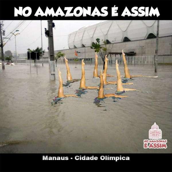Manaus - Cidade Olímpica
