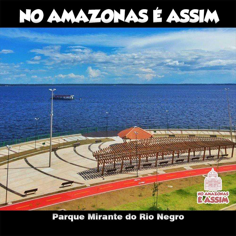Parque Mirante do Rio Negro