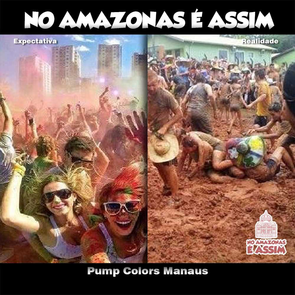 Pump Colors Manaus