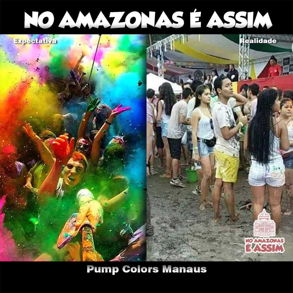 Pump Colors Manaus