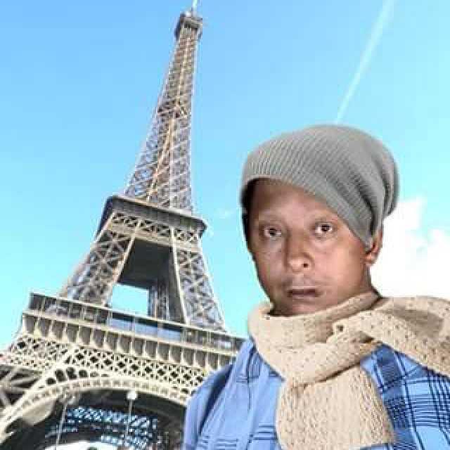 Patixa Teló em Paris