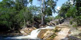 A Cachoeira da Porteira