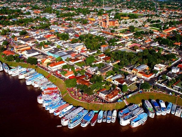 Cidade de Parintins - A Ilha Tupinambarana