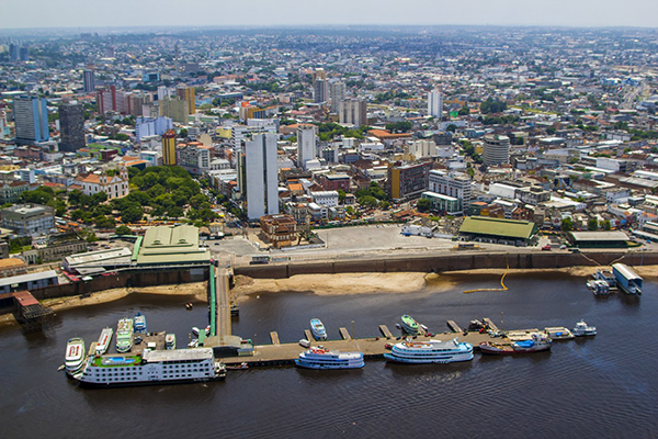 Do not know Manaus or know it by your own risk