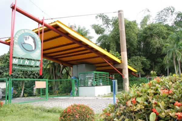 Parque Municipal do Mindu