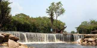 Cachoeira do Castanho em Iranduba