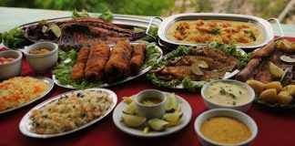 Os peixes dos rios amazônicos ganham tempero especial para compor deliciosos pratos da diversa gastronomia do Amazonas. Foto: Alfredo Fernandes