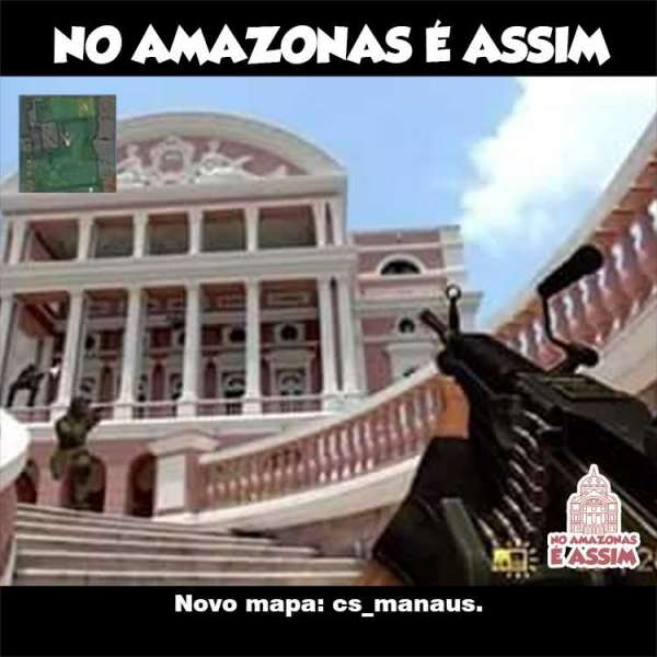 Novo mapa : Cs_Manaus