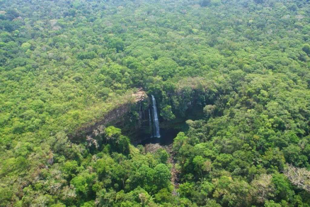 Cachoeira Véu de Noiva, Apuí | Foto: Izac Theobald