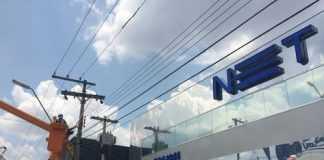 Eletrobras Amazonas encontra ligação irregular e corta energia da operadora NET em Manaus