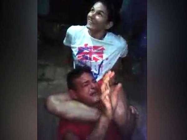 Lutadora de MMA reage a assalto e surpreende ladrão com chave de perna