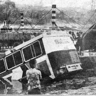 O maior acidente rodoviário da história do Amazonas