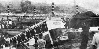 O maior acidente rodoviário da história do Amazonas.