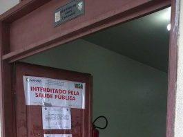 Após inspeção, lacre da Dvisa é violado e comida imprópria para o consumo é servida Foto de Divulgação