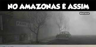 Dormi em Manaus, Acordei em Silent Hill.
