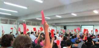 Assembleia foi realizada na tarde de hoje Foto: Divulgação / Adua