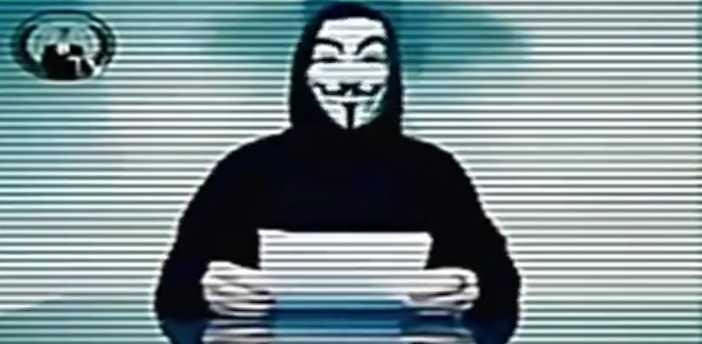 O grupo de hackers Anonymous declaram guerra ao Estado Islâmico