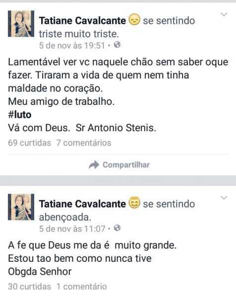 Tatiane Cavalcante Batista