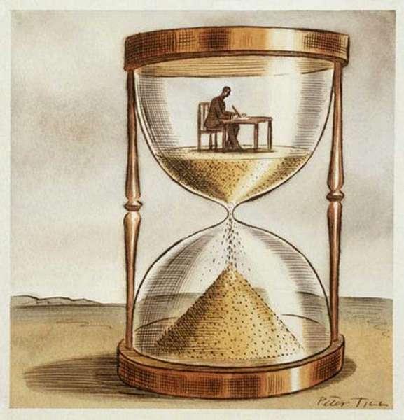 A invenção do tempo