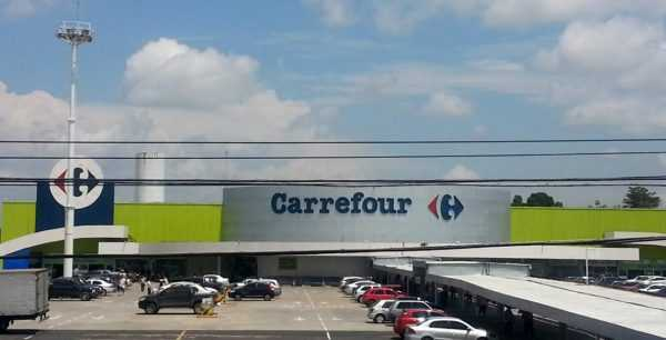 Carrefour de Flores, zona centro-sul de Manaus
