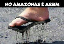 Dando uma caminhada pelo centro de Manaus