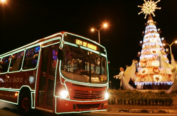 Ônibus de Manaus estão circulando com 1 hora a mais