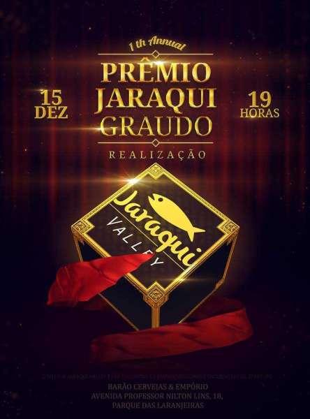 Prêmio das melhores startups de Manaus traz categoria para mentores das iniciativas Organizado pela 'Jaraqui Valley', a premiação 'Jaraqui Graúdo'