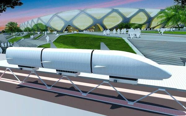Novo modal de transporte de massa é criado no Amazonas Reprodução